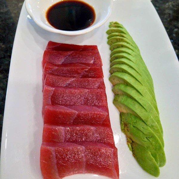 Cá Ngừ Đại Dương Sushi